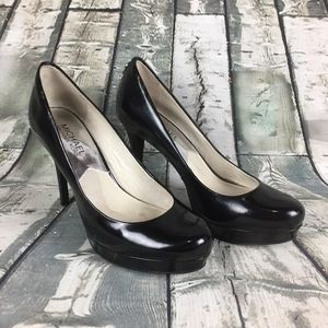Michael Kors Black Patent Leather Stilettos 6.5M